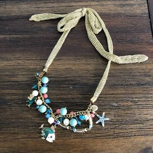 Whimsical Betsy Johnson Necklace